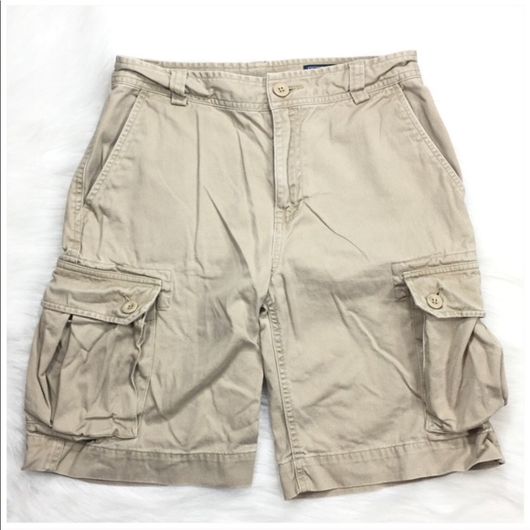 Polo by Ralph Lauren Other - Polo by Ralph Lauren Khaki Cargo Short Size 12